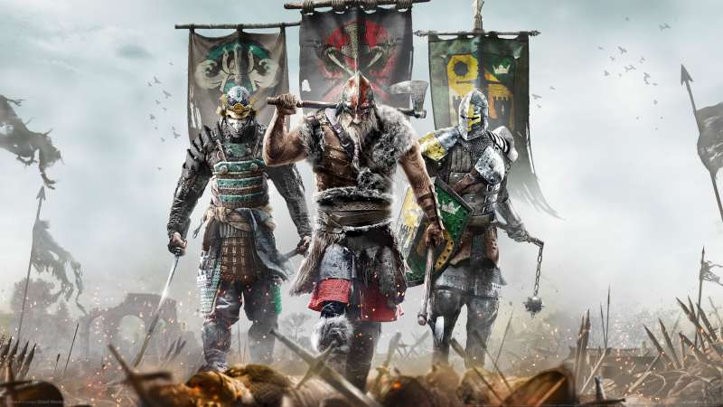 For Honor achtergrond 01