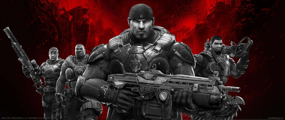 Gears of War: Ultimate Edition achtergrond
