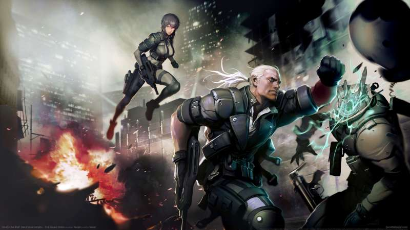 Ghost in the Shell: Stand Alone Complex - First Assault Online achtergrond 01