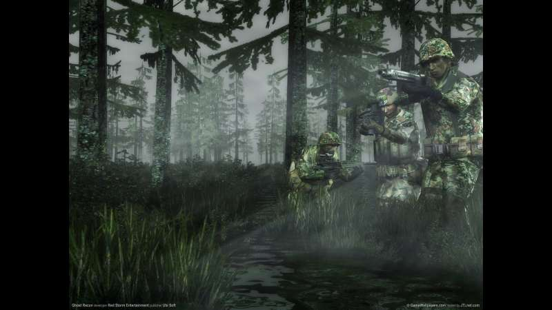 Ghost Recon achtergrond 02