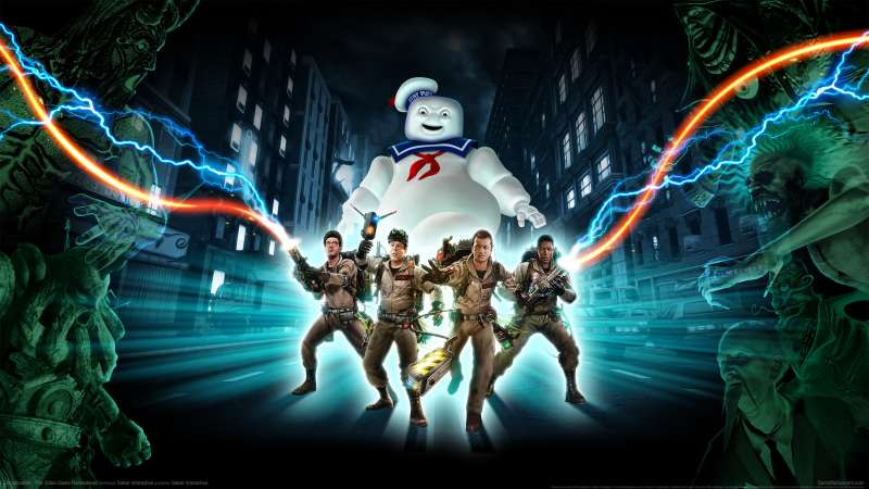 Ghostbusters: The Video Game Remastered achtergrond