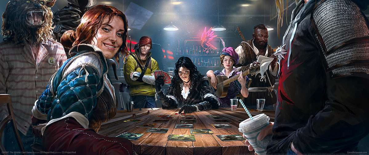 GWENT: The Witcher Card Game achtergrond