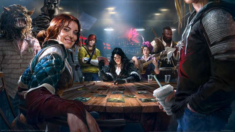 GWENT: The Witcher Card Game achtergrond 01