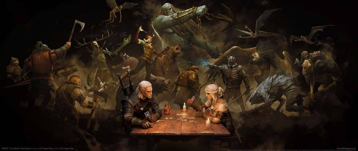 GWENT: The Witcher Card Game ultrawide achtergrond 07