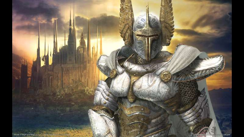 Heroes of Might and Magic 5 achtergrond 06