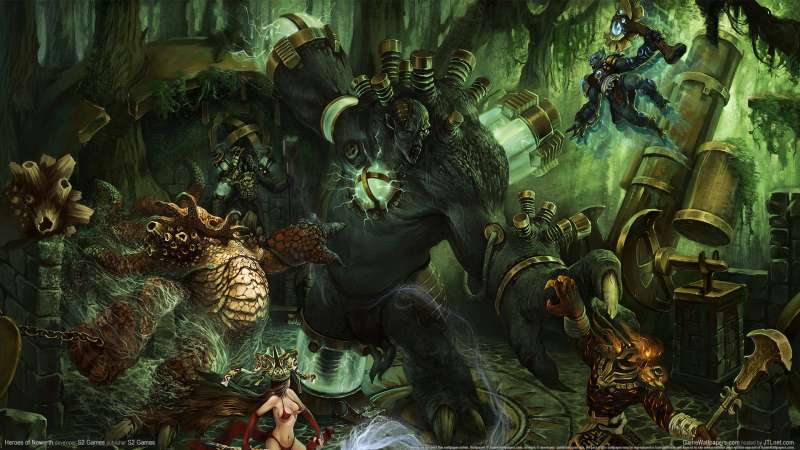 Heroes of Newerth achtergrond 01