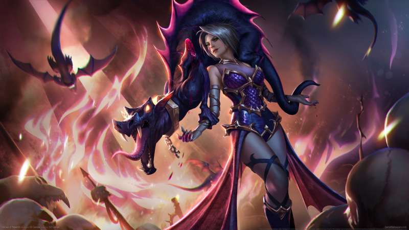 Heroes of Newerth achtergrond 07