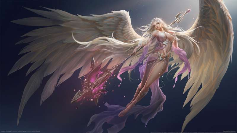 League of Angels 2 achtergrond