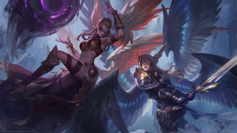 League of Legends achtergrond 103