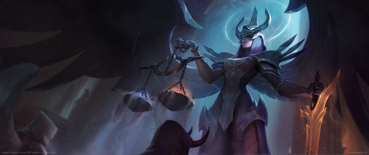 League of Legends achtergrond