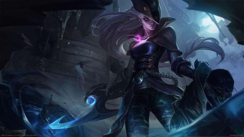 League of Legends achtergrond 109