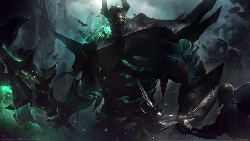 League of Legends achtergrond 110