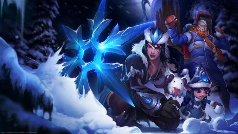 League of Legends achtergrond 112
