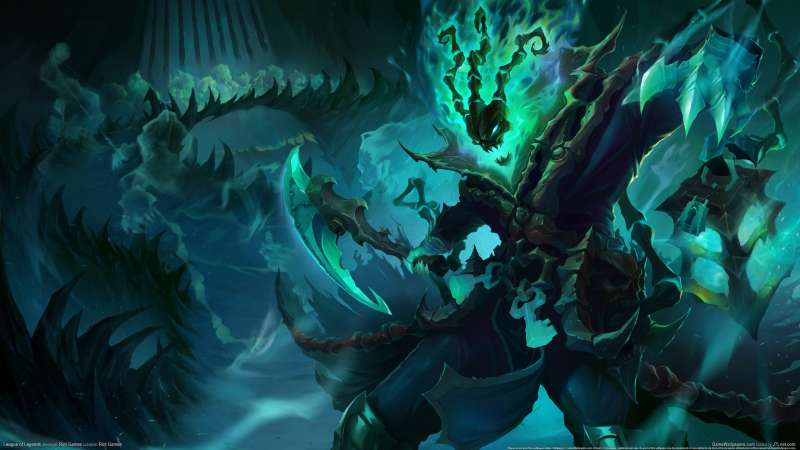 League of Legends achtergrond 15