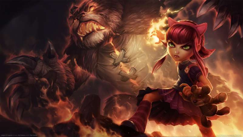League of Legends achtergrond 16