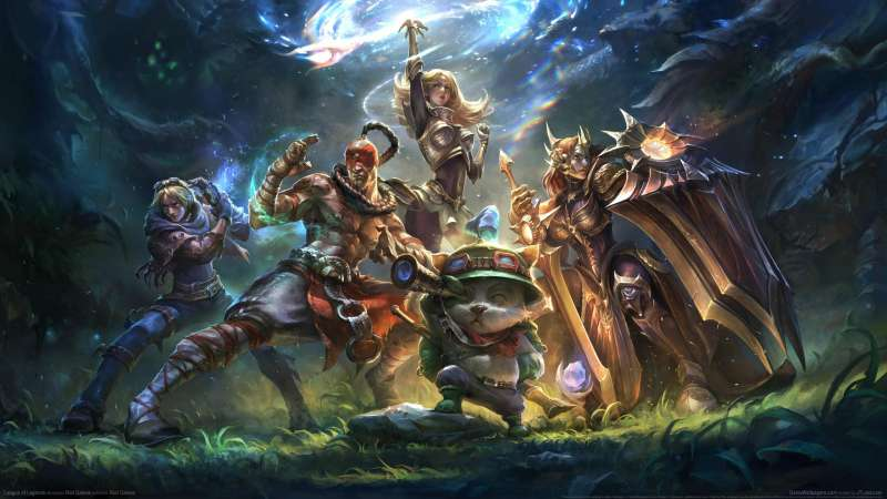 League of Legends achtergrond 20