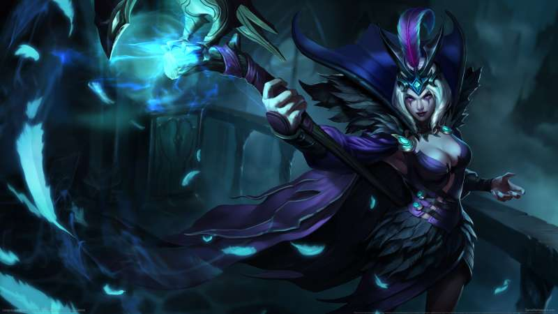 League of Legends achtergrond 25