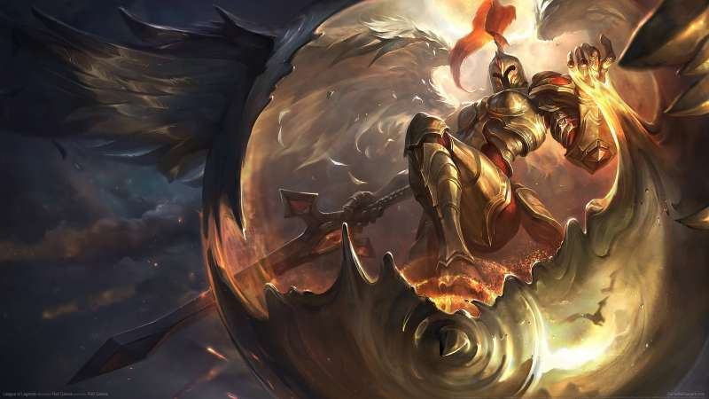 League of Legends achtergrond 29