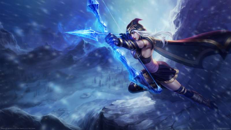 League of Legends achtergrond 31