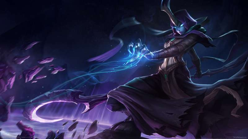 League of Legends achtergrond 37