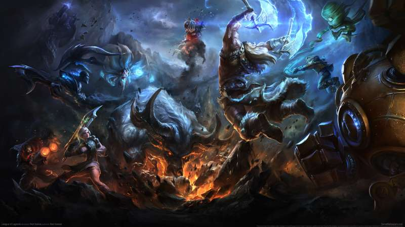 League of Legends achtergrond 53