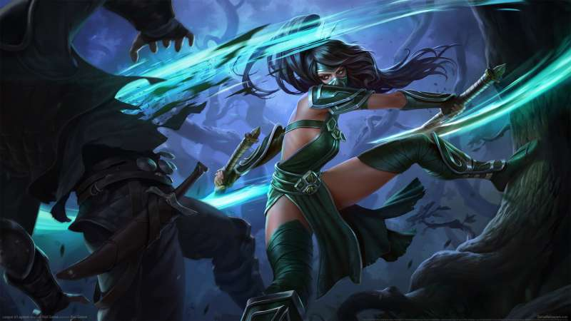 League of Legends achtergrond 56