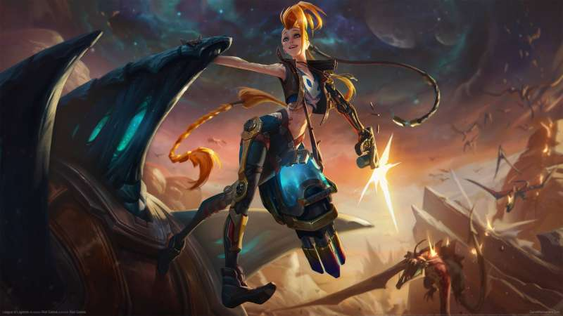 League of Legends achtergrond 89