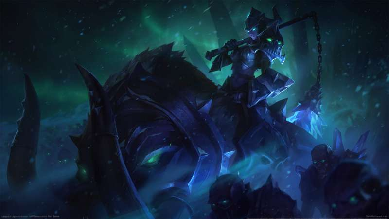 League of Legends achtergrond 92