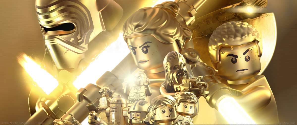 LEGO Star Wars: The Force Awakens achtergrond