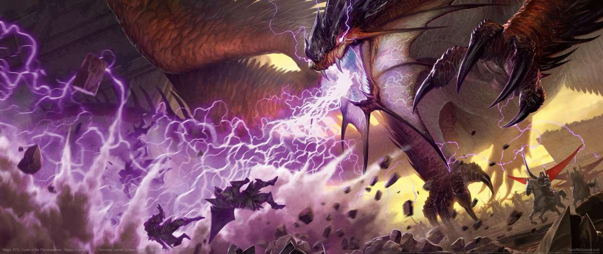 Magic 2015: Duels of the Planeswalkers achtergrond