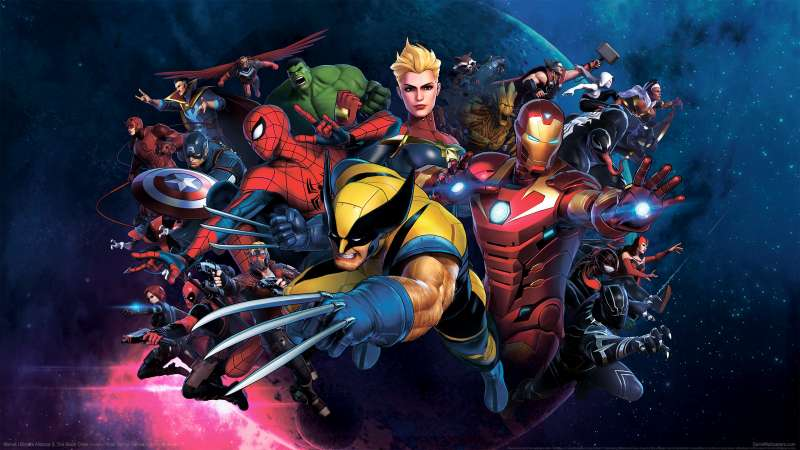Marvel Ultimate Alliance 3: The Black Order achtergrond