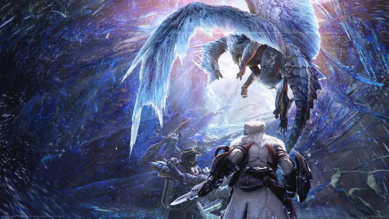 Monster Hunter World: Iceborne achtergrond