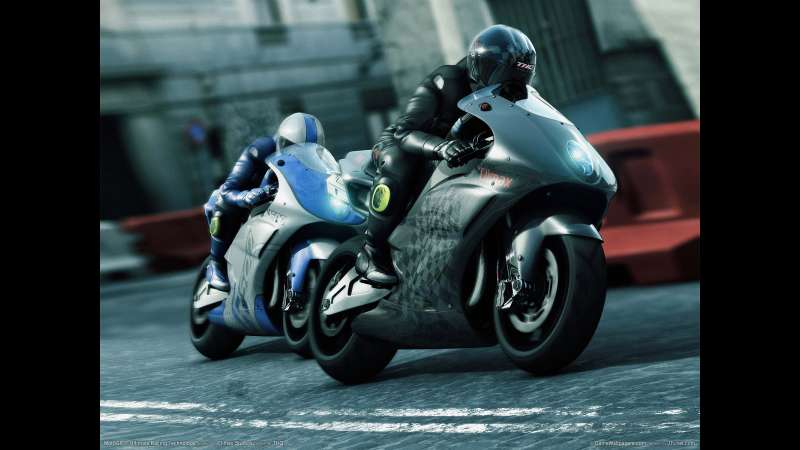 MotoGP 3: Ultimate Racing Technology achtergrond 01