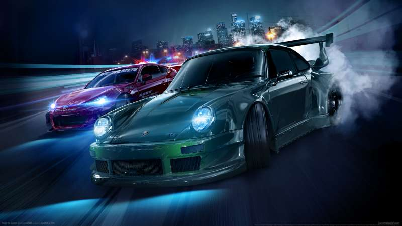 Need for Speed achtergrond