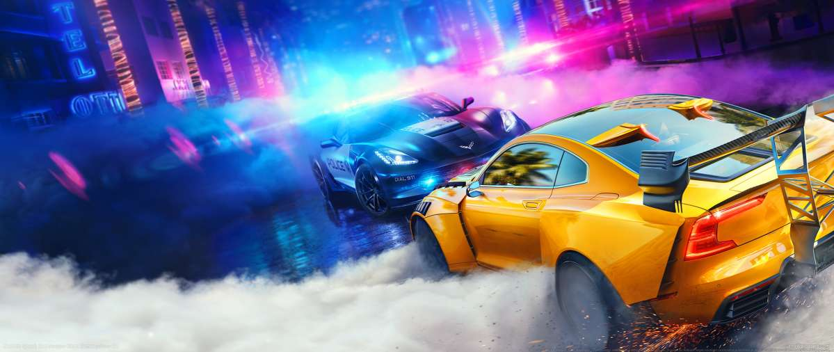 Need for Speed: Heat achtergrond