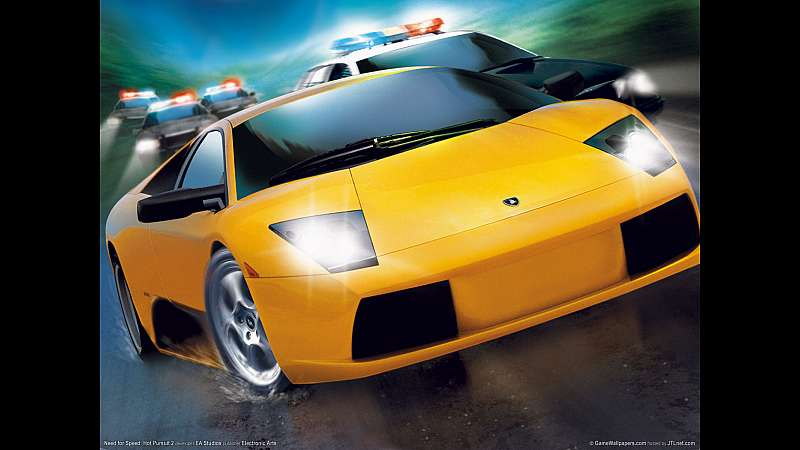 Need for Speed: Hot Pursuit 2 achtergrond