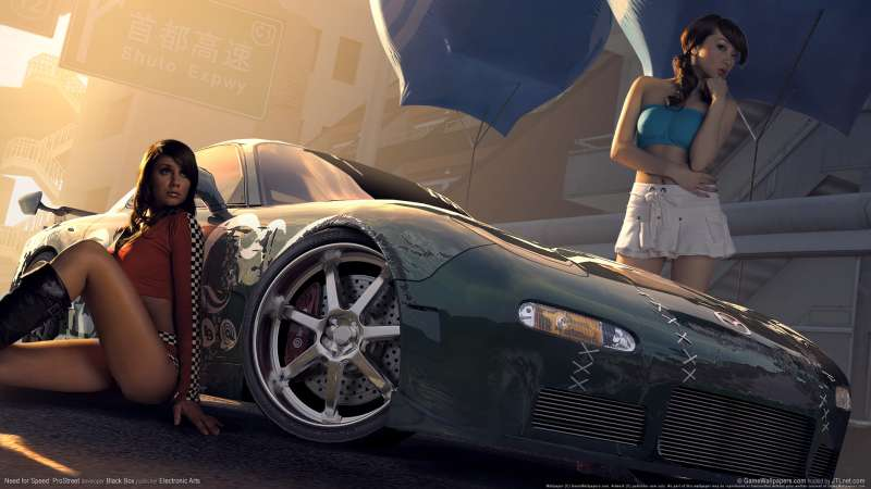 Need for Speed: ProStreet achtergrond 07
