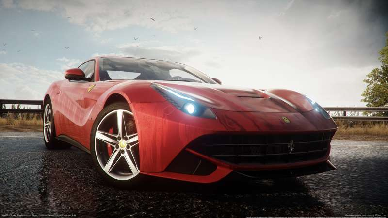 Need for Speed Rivals achtergrond