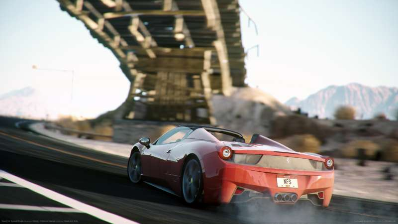Need for Speed Rivals achtergrond 06