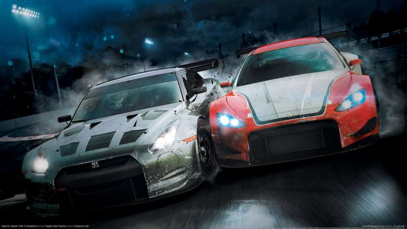 Need for Speed: Shift 2 Unleashed achtergrond 01