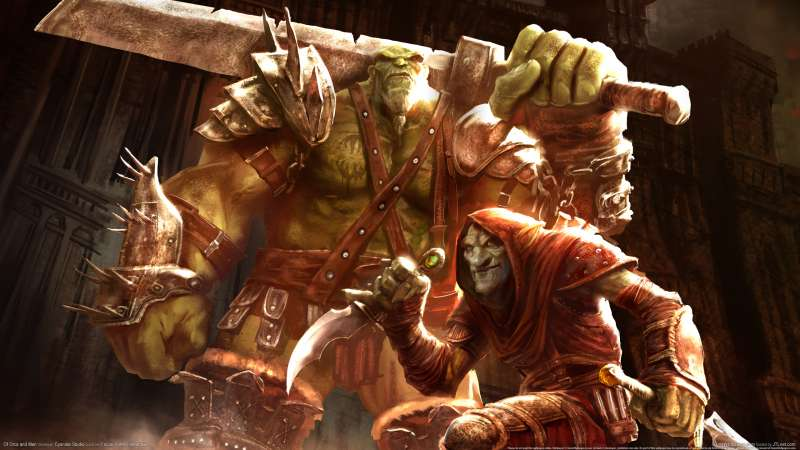 Of Orcs and Men achtergrond 01