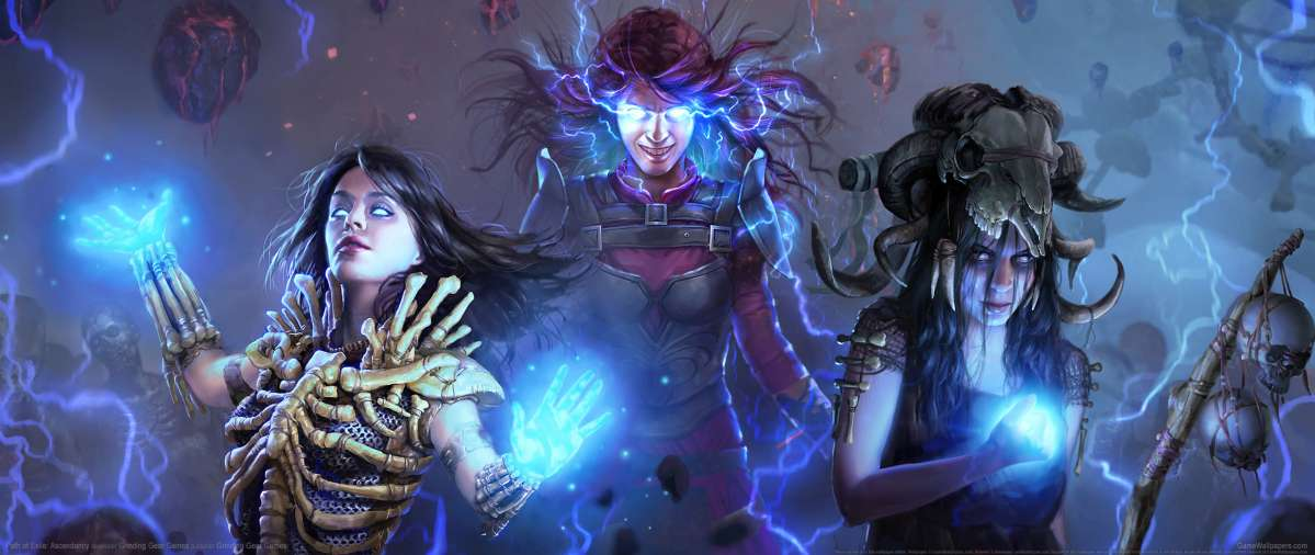 Path of Exile: Ascendancy achtergrond