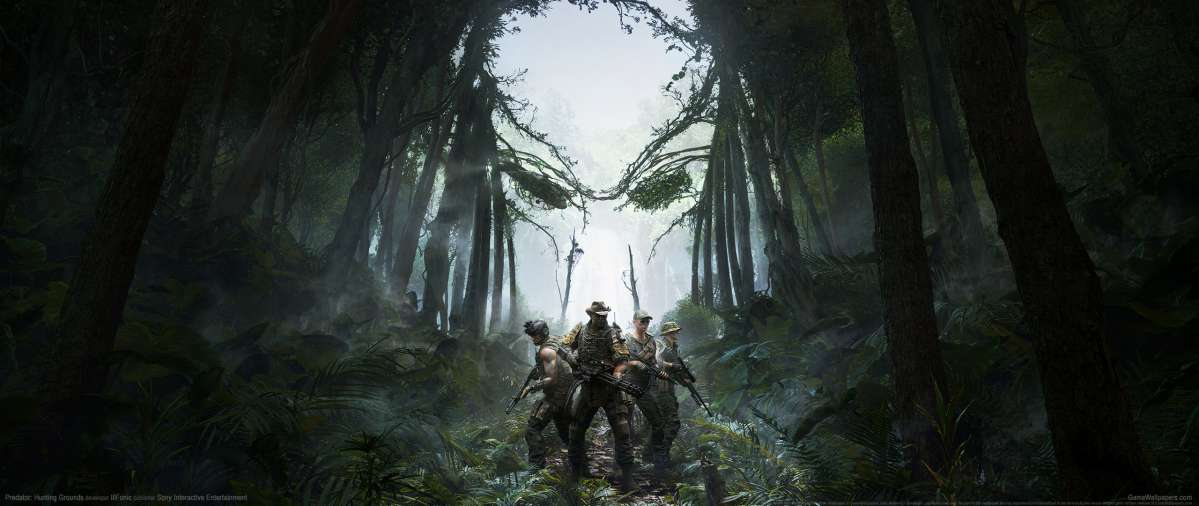 Predator: Hunting Grounds achtergrond