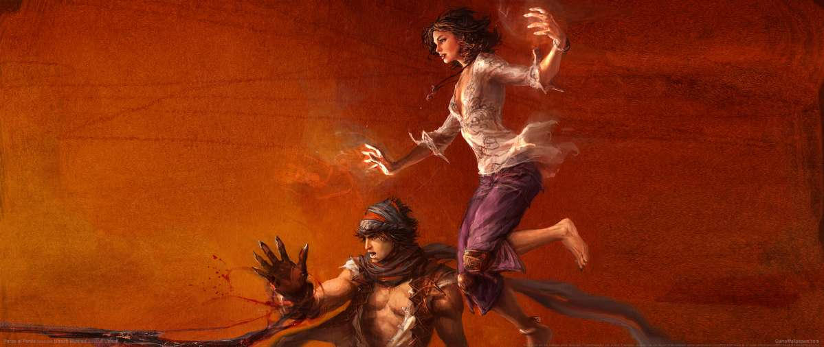 Prince of Persia achtergrond