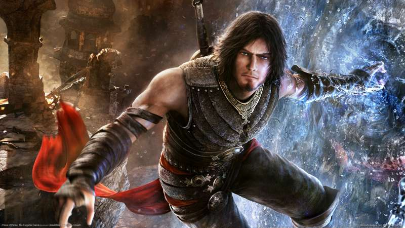 Prince of Persia: The Forgotten Sands achtergrond