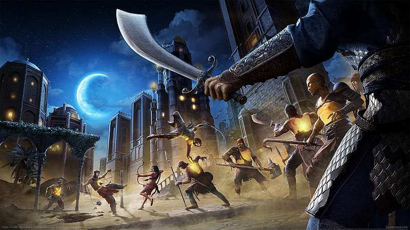 Prince of Persia: The Sands of Time Remake achtergrond