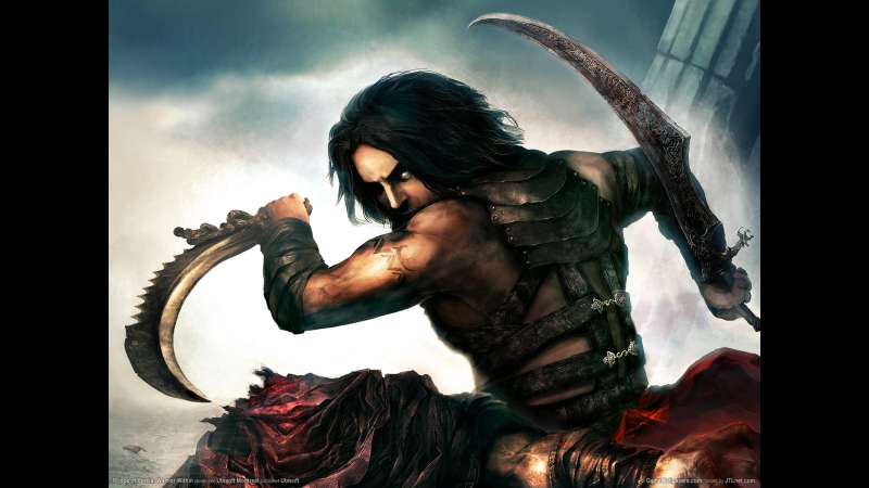 Prince of Persia: Warrior Within achtergrond