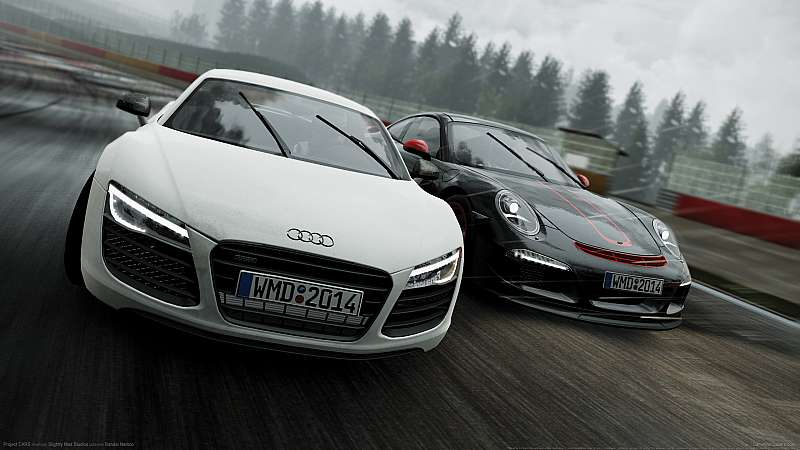 Project CARS achtergrond