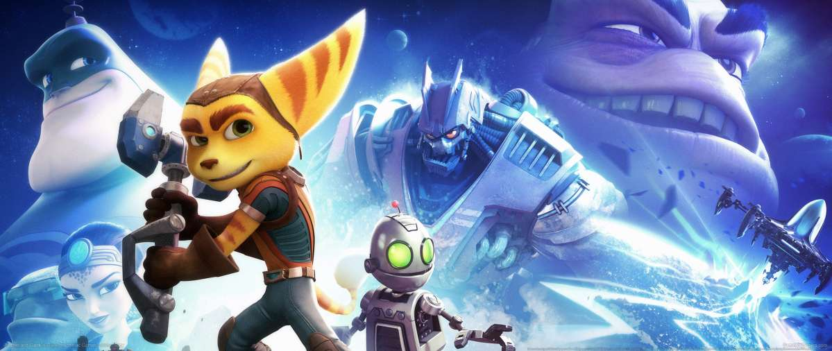 Ratchet and Clank achtergrond