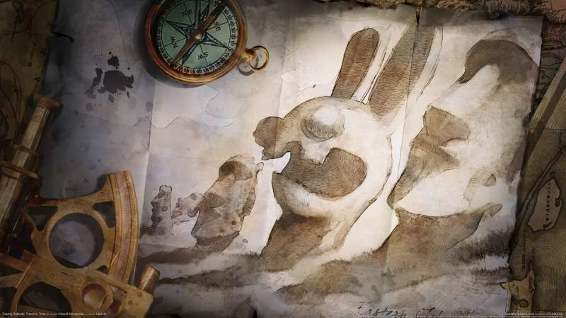 Raving Rabbids: Travel in Time achtergrond 03